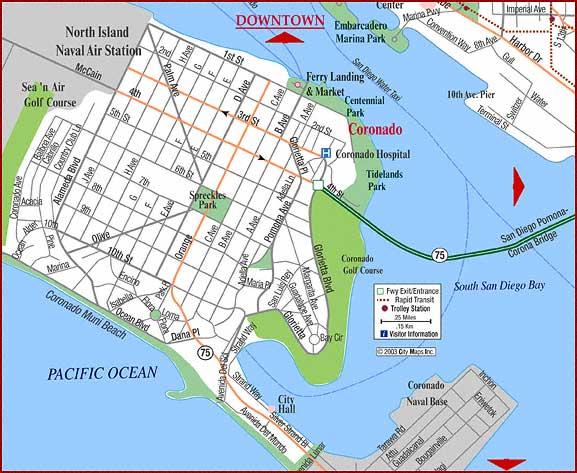 (c) Access Maps