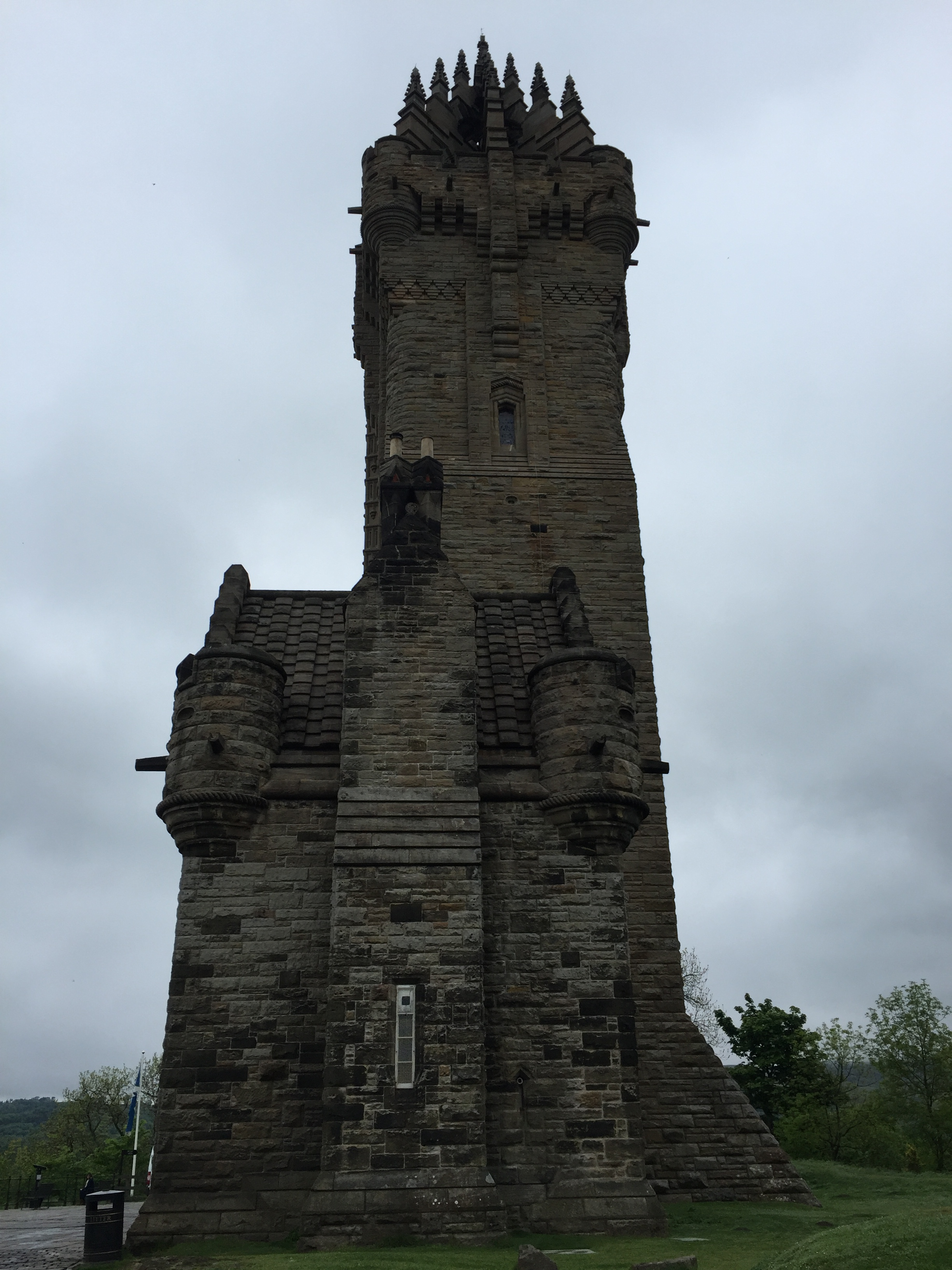 Wallace Monument (c) ABR 2016