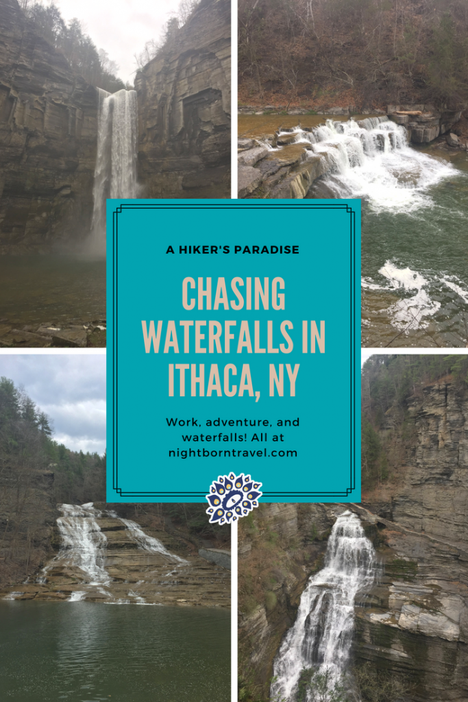 waterfalls in ithaca