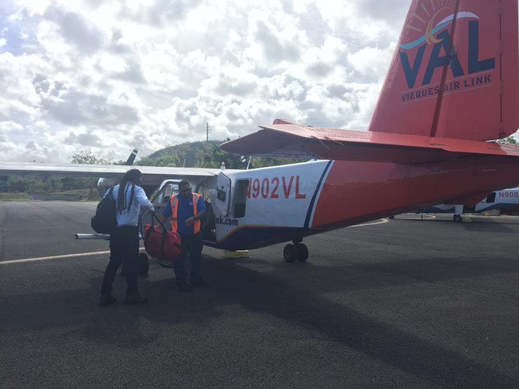 travel to vieques
